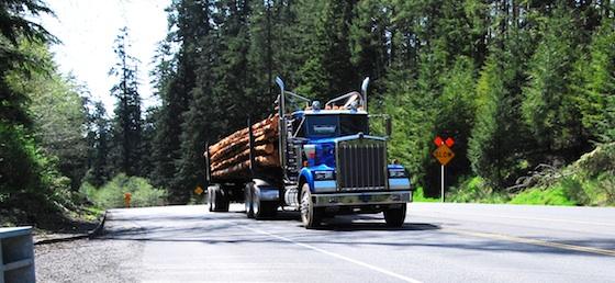 Big companies are like big trucks